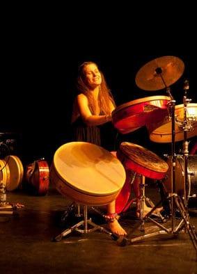 World-class percussionist offers rhythm retreat at Mission Farm