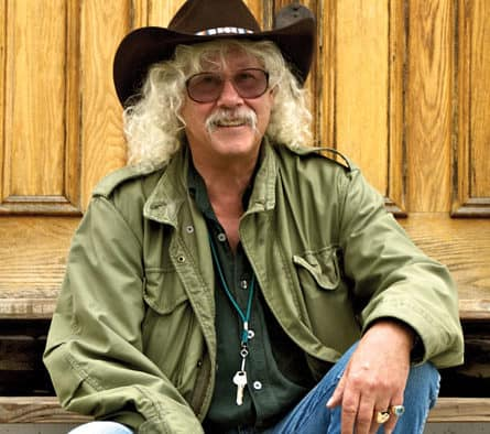 Arlo Guthrie brings tour to Rutland
