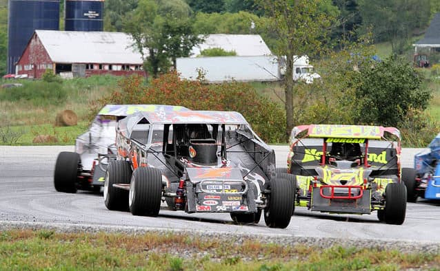 Ryan Opens Vermont 200 Weekend with Victory at Devil's Bowl Speedway