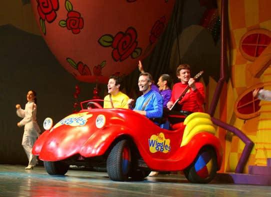 """Rock & Roll Preschool Tour"" wiggles through Rutland"