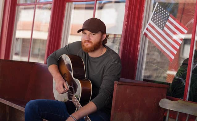 Rising country music superstar Eric Paslay to play in Rutland
