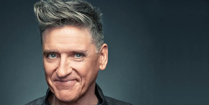 Craig Ferguson embarks on biggest comedy tour ever with The New Deal Tour