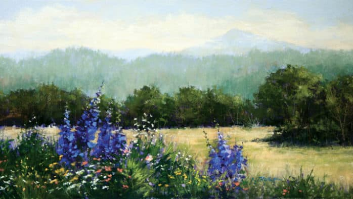 Purely Pastels Exhibit featured at Brandon Artists' Guild