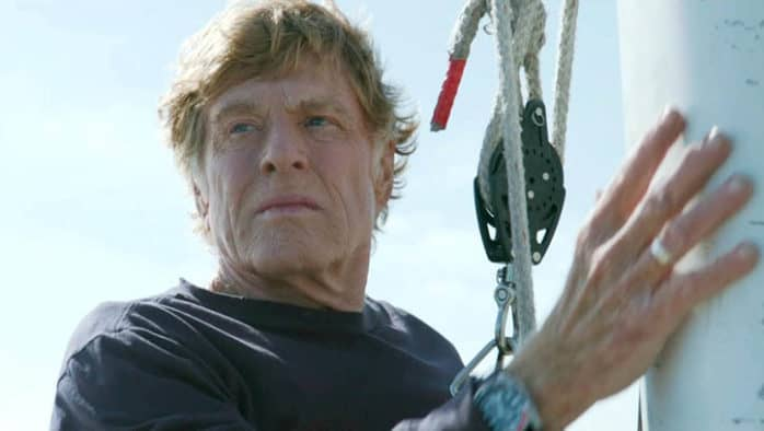 """Robert Redford's """"All is Lost"""" shows in Ludlow"""