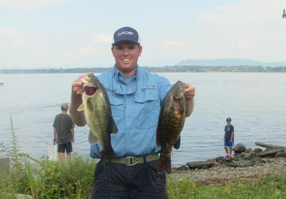 Adams claims Champlain Bass Series, Empire Challenge