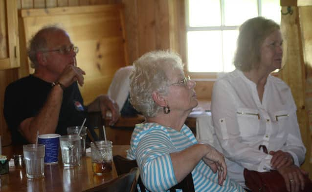 Killington Active Seniors learn about AARP's Livable Communities
