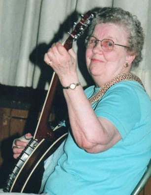 """Florence L. """"Flossie"""" McDonnell, age 86"""