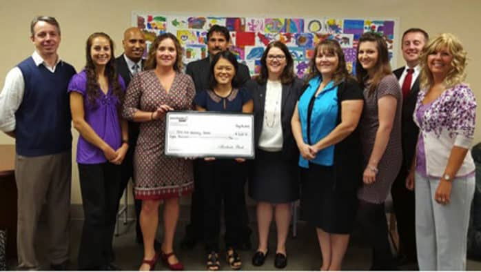 Merchants Bank Foundation awards grant to Child First Advocacy Center