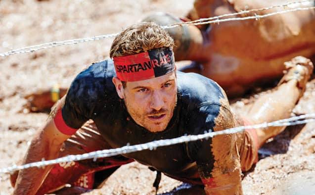 Train like a Spartan