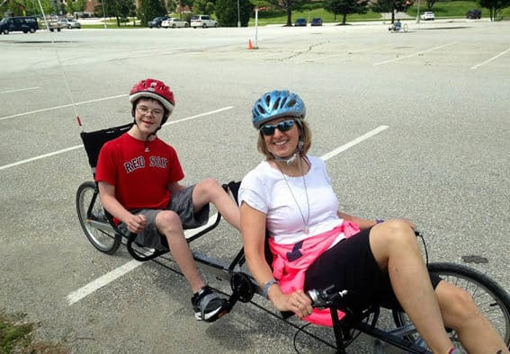 Vermont Adaptive with Amy Peacock
