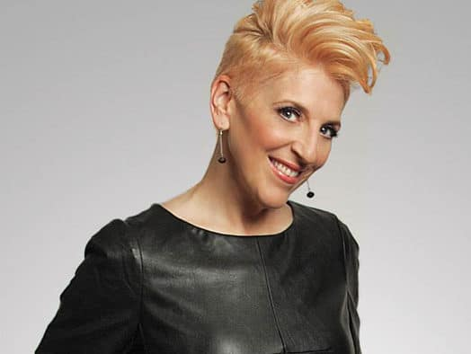 "Lisa Lampanelli brings ""Leaner, Meaner"" tour to Rutland's Paramount Theatre"