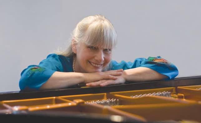 Classical pianist Monica Jakuc Leverett performs favorites at Brandon Music