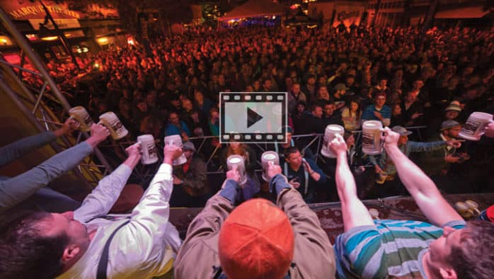 Video: Killington Oktoberfest
