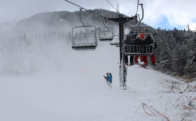 Killington Resort begins winter season, Oct. 18