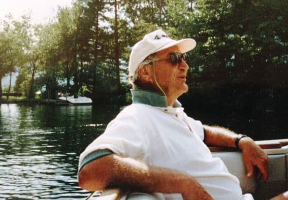 Remembrance: Robert Fenner, age 83