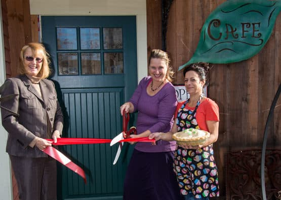 Chester's newest dining alternative opens for business
