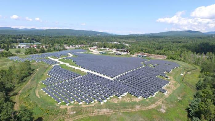 Sanborn Head congratulates the City of Rutland for becoming the Solar Capital of New England