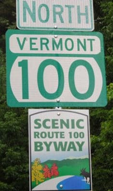 Scenic Route 100 Byway named one of nation's best scenic drives by USA Today