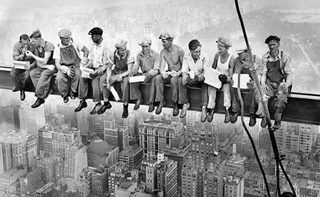 """Discover the secrets of iconic photo, """"Lunch atop a Skyscraper"""" at Billings"""