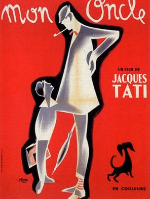 """Chandler Film Society screens """"Mon Oncle"""""""