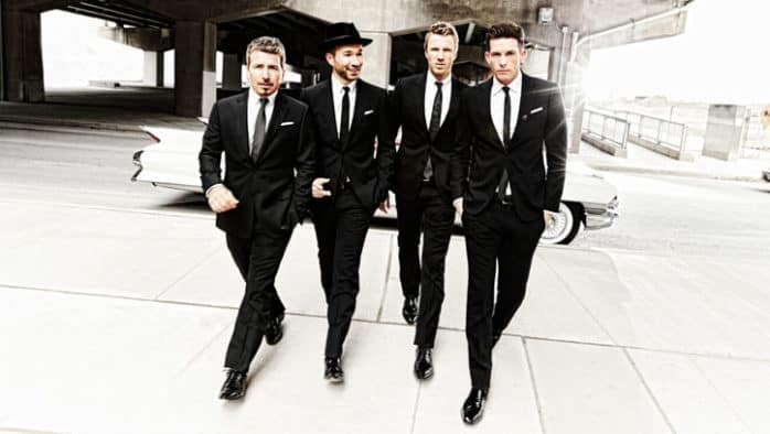 The Tenors bring tour to Paramount