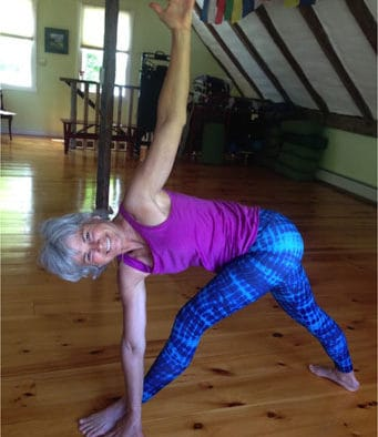 Understand health alignment with Karen Dalury of Killington Yoga