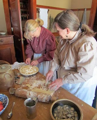 Celebrate a late 19th century Thanksgiving at Billings Farm & Museum