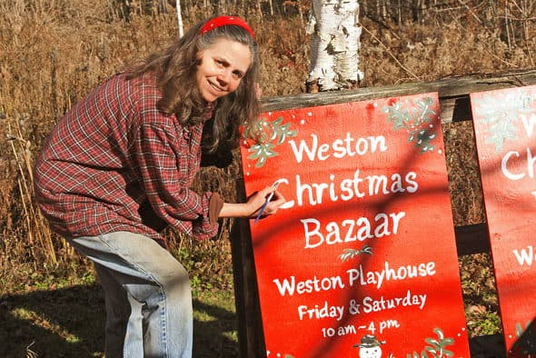 Weston's Christmas Bazaar is the Vermont's answer to Black Friday