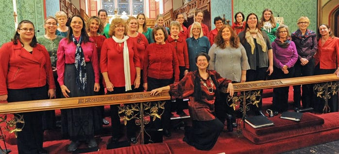 An Advent concert to be performed at Weston's Old Parish Church