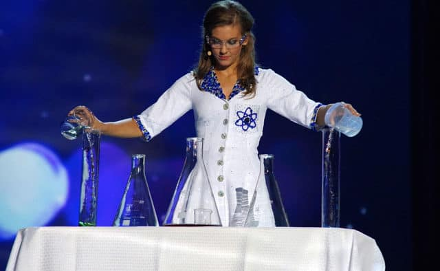 VINS welcomes Miss Vermont 2015 promoting STEM through Discovery Sundays