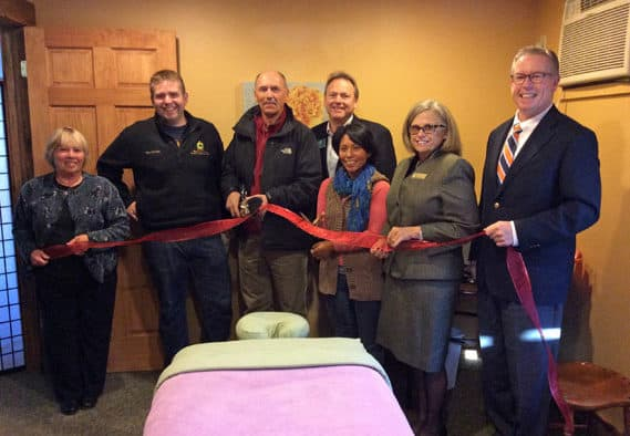 Reliable Hands Massage opens in Mendon