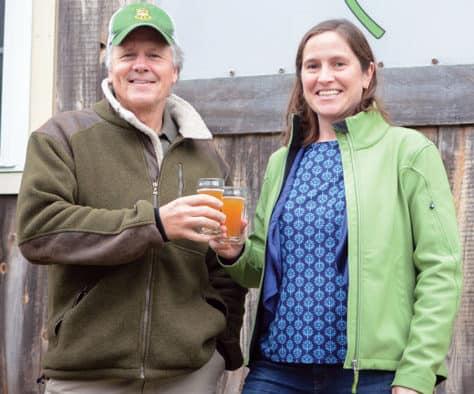 Vermont Craft Brewery sponsors rattlesnake conservation
