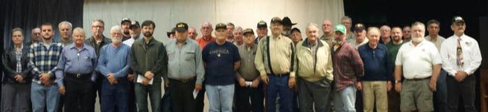 Veterans honored at Mettawee