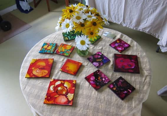 Get creative with holiday giving in art workshop at Killington ART Garage