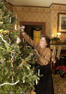 Billings Farm & Museum opens for Wassail Weekend with Christmas at the Farm