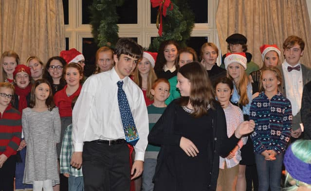 """Get in touch with your inner """"elf"""" with youth theatre's production of """"Elf, the Musical, Jr."""""""