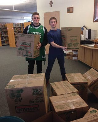 MSJ's Project Help makes rounds Dec. 17 and 18