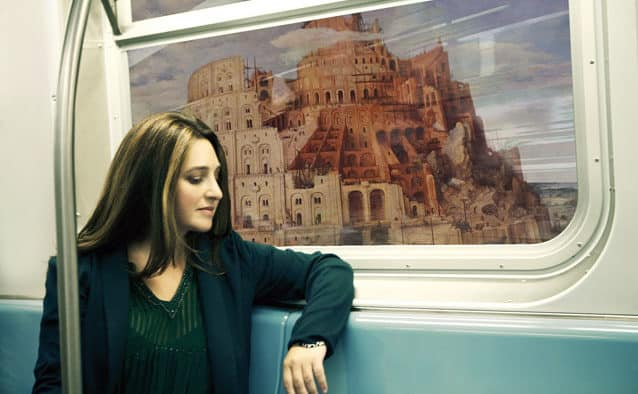 Pianist Simone Dinnerstein gives solo recital at Chandler Music Hall