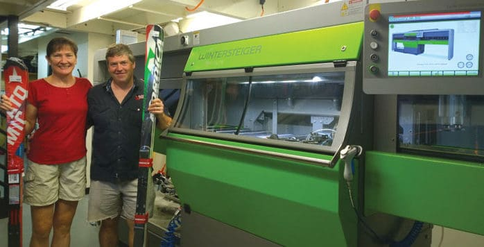 New state-of-the-art tuning machine is ready for the season