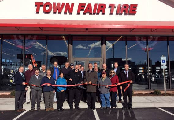 Town Fair Tire opens first Vermont location in Rutland
