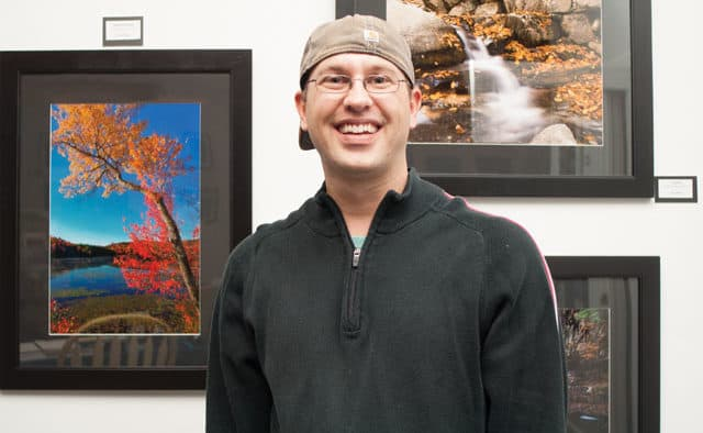 New winter art show now on display in Killington