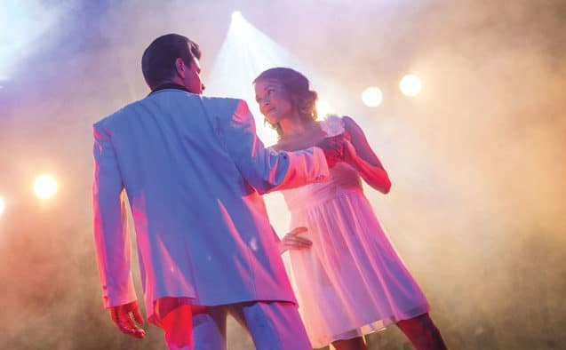 """Vermont native Anna Baker debuts in national tour of """"Saturday Night Fever"""""""