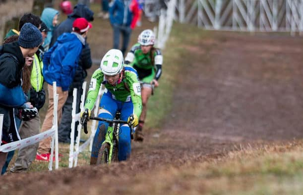 KMS cyclist Turner Ramsay takes second at Cyclocross Nationals