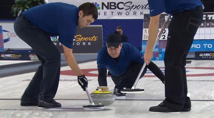 Curling clinics to start up later in January