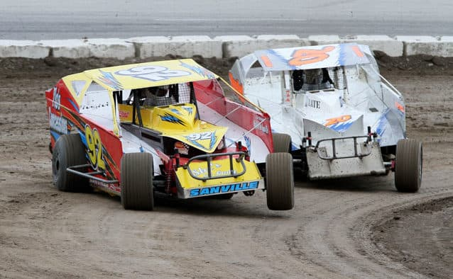 Devil's Bowl Speedway has released its 2016 stock car schedule, which includes 14 asphalt events and 13 dirt events