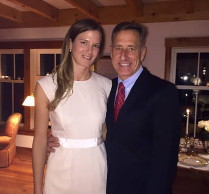 """Gov. Peter Shumlin """"happy and hitched"""""""