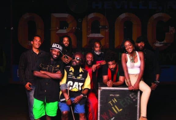 The Wailers bring the legend of Bob Marley and his music to Killington