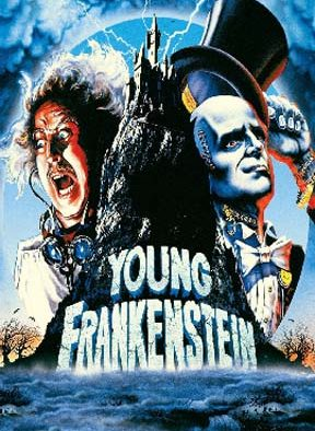 "Chandler Film Society presents ""Young Frankenstein"""