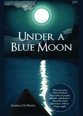 "Isa Oehry talks about new book, ""Under A Blue Moon,"" at Norman Williams"