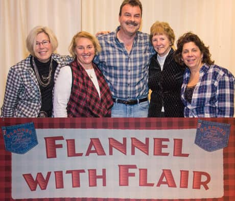 Flannel with Flair fundraiser celebrates 20 years